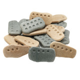 Tactile Counting Stones, Set of 20