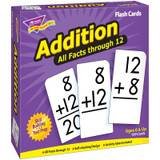 Addition 0-12 All Facts Skill Drill Flash Cards