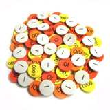 Small Group Set of Place Value Discs, 600 Discs