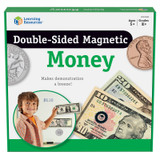 Double-Sided Magnetic Money Set