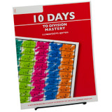 10 Days to Division Mastery Student Workbook