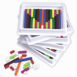 Connecting Cuisenaire¨ Rods Multi-Pack