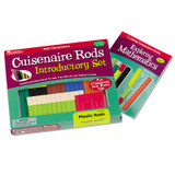 Plastic Cuisenaire¨ Rods Introductory Set, Nonconnecting