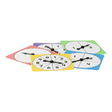Number Spinners, Pack of 5