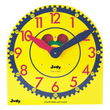 Color-Coded Judy¬ Clock