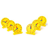 Student Clock, Pack of 6