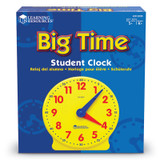 Big Timeª 12-Hour Student Learning Clock¨