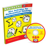 Dice Activities for Mathematical Thinking Book & CD