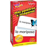 M‡s palabras e im‡genes (SP) Skill Drill Flash Cards