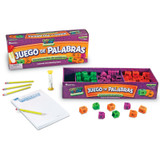 Juego de Palabras Spanish Reading Rods¨ Word Game