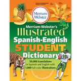 Merriam-Webster MW-1775 Illustrated Spanish-English Student Dictionary, Spanish Edition