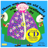 There Was An Old Lady 8X8 w/CD