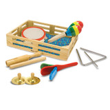 Band-in-a-Box - Clap! Clang! Tap!, 10 Pieces