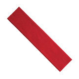 """Crepe Paper, Red, 20"""" x 7-1/2', 1 Sheet"""