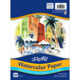 """Art1st¨ Watercolor Paper, Package, 9"""" x 12"""", 50 Sheets"""