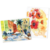 """Art1st¨ Watercolor Paper, Package, 18"""" x 24"""", 50 Sheets"""
