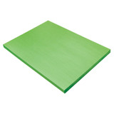 """Construction Paper, Bright Green, 18"""" x 24"""", 100 Sheets"""