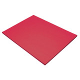 """Construction Paper, Scarlet, 18"""" x 24"""", 50 Sheets"""