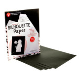 """Silhouette Paper, 8-1/2"""" x 11"""", 25 Sheets"""