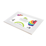 """Smart-Fab Sheets 9"""" X 12"""", 45/Pack, White"""