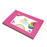 """Smart-Fab Sheets 9"""" X 12"""", 45/Pack, Assorted"""