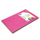 """Smart-Fab¨ Sheets 12"""" X 18"""", 45/Pack, Assorted"""