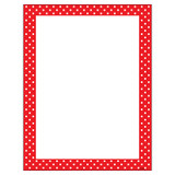 Polka Dots Red Terrific Papers¨, 50 ct