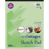 """Sketch Pad, Standard Weight, 11"""" x 14"""", 100 Sheets"""