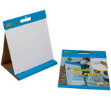 """Dry Erase Table Top Easel Pad, Non-Adhesive, White, 16"""" x 15"""", 10 Sheets"""