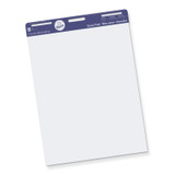 """Pacon¨ Easel Pad, Non-Adhesive, White, Unruled 27"""" x 34"""", 50 Sheets"""