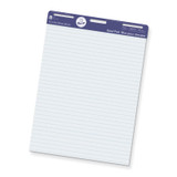 """Easel Pad, Non-Adhesive, White, 1"""" Ruled 27"""" x 34"""", 50 Sheets"""