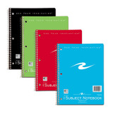 Spiral Notebook, 1-Subject, 70 pages