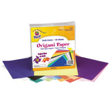 """Origami Paper, Assorted Colors, 9"""" x 9"""", 40 Sheets"""