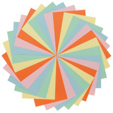 """Pastel Tagboard, 5 Assorted Colors, 24"""" x 36"""", 100 Sheets"""