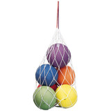 """Ball Carry Net Bag with Drawstring, 24"""" x 36"""""""