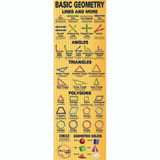 Basic Geometry Colossal Concept Poster