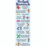 What Good Mathematicians Do Colossal Concept Poster