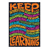 """Keep... Learning ARGUS¨ Poster, 13.375"""" x 19"""""""