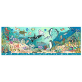 Beneath the Waves Search & Find Floor Puzzle - 48 Pieces