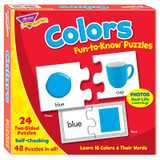 Colors Fun-to-Know¨ Puzzles