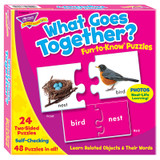 What Goes Together? Fun-to-Know¨ Puzzles