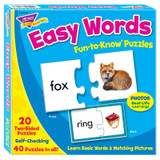 Easy Words Fun-to-Know¨ Puzzles