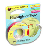 Removable Highlighter Tape, Fluorescent Purple
