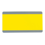 """Big Reading Guide, 3.75"""" x 7.25"""", Yellow"""
