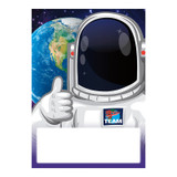 Launch Into Learning Astronaut Meet Our Class Cards