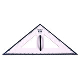 Dry Erase Magnetic Triangle, 45/45/90