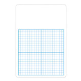 "1/2"" Graph Dry Erase Board, 11"" x 16, Pack of 12"