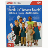 Hands Up Dry Erase Answer Boards¨, Pack of 24