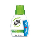 Liquid Paper¨ Fast Dry & Smooth Coverage Correction Fluid
