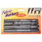 Laundry/Fabric Markers, Pack of 4